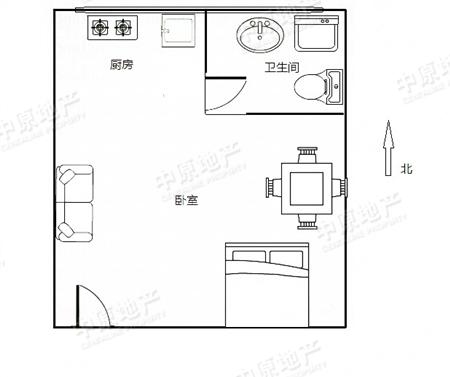 金穗大厦-户型图