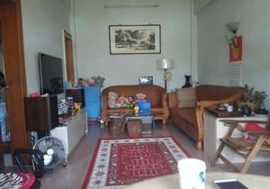 十八浦路爱育西街15号2房1厅出售  保养新净  随时看房