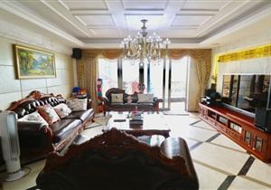 珠江帝景 豪装5房 望小蛮腰 业主诚心出售 送家私电器