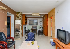 海珠半岛花园2房2厅诚意出售 有匙即看