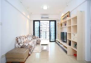 亚运城运动员村 高楼层大两房 有钥匙方便看房 产清晰
