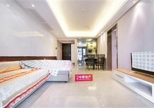 尚东君御 珠城CBD中轴线位置 刚需三房 保养如新 高层美景